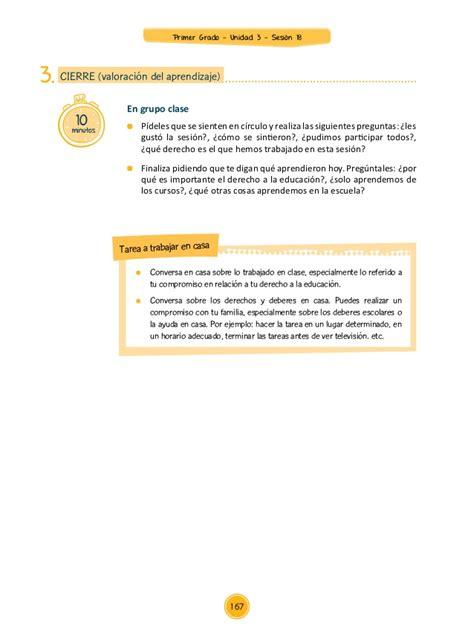 unidad de aprendizaje de nivel primaria personal social sesi 243 n de aprendizaje 18 de unidad did 225 ctica 03 del 193 rea