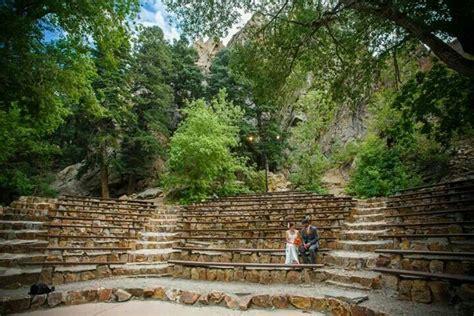 Storm mountain amphitheater wedding.   Our Beautiful Utah