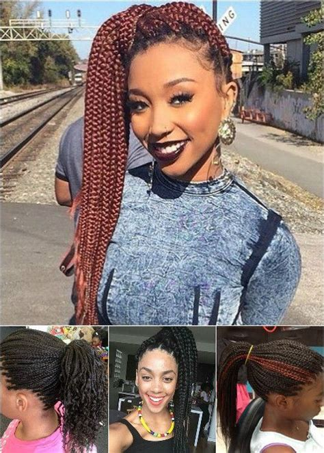 can i get box braids if i have fine hair 10 awesome ways to style your box braids davina diaries