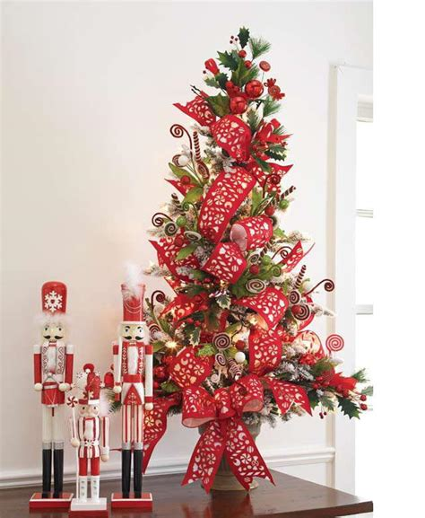 how to decorate atable tp christmas tree tree decorations ideas celebration all about