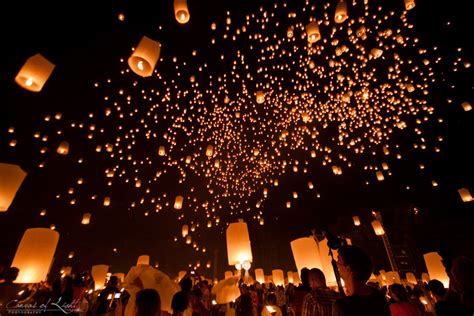 Not So Light Feast Of Lights by Yi Peng The Festival Of Lights In Chiang Mai Thailand