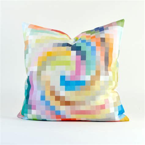 digital rainbows buttercup press pillows design milk