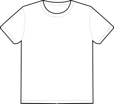 Printable Tshirt Template Printable 360 Degree T Shirt Design Template Pdf