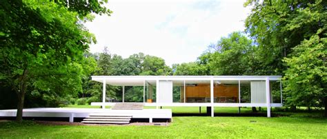 farnsworth house farnsworth house midcentury modern minimalist miracle