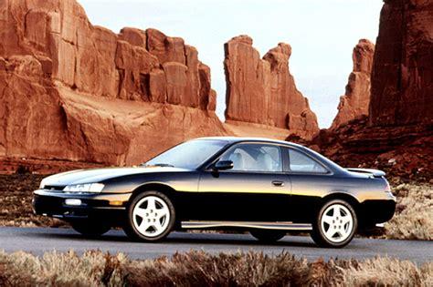98 nissan 240sx 1995 98 nissan 240sx consumer guide auto