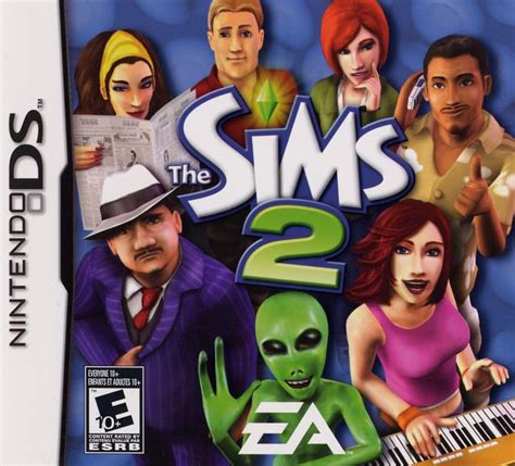 Sims 2 Genie L by The Sims 2 Ds