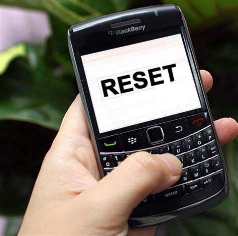 reset bb lama tips cara mudah reset blackberry aman dan cepat artikel