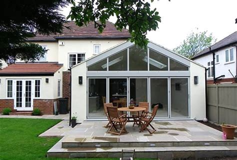 design house wetherby architects services for a glazed extension in wetherby