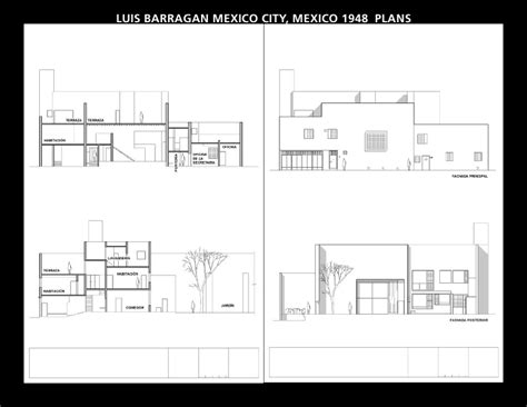 barragan house plan barragan house plan 28 images barragan house floor plan house and home design a