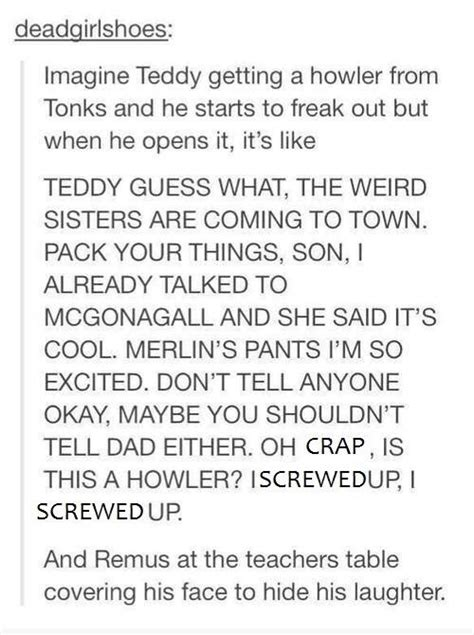 harry potter imagines tumblr teddy lupin imagines tumblr