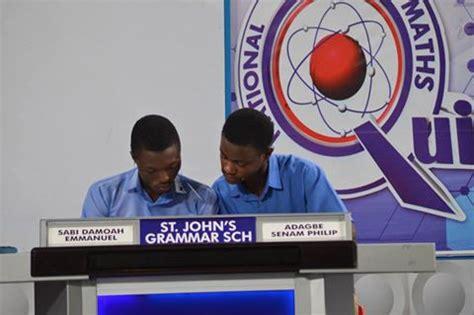#NSMQ2017: PRESEC eliminates Accra Academy, St. John's