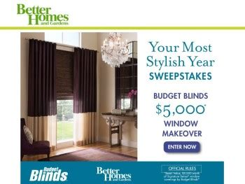 Better Homes And Gardens Sweepstakes Winners - better homes and gardens your most stylish year sweepstakes sweepstakes fanatics