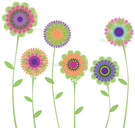 printable spring flowers pictures spring clip art free large images