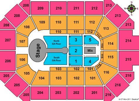 Allstate Arena Calendar Allstate Arena Seating Charts
