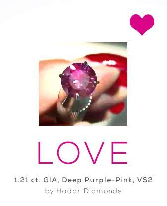 Vs2 Sweepstakes - 1 21 ct gia pink deep purple pink vs2 valentines engagement ring carats and summer