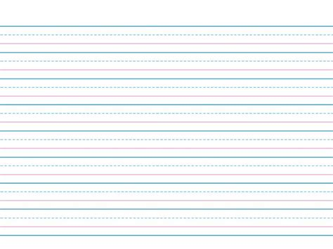 free printable dotted thirds paper 8 best images of printable dotted lined writing paper