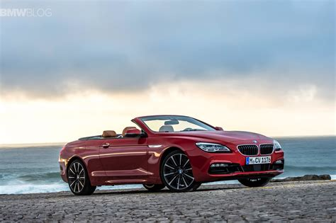 Bmw 6 Series Convertible Interior by 2015 Bmw 6 Series Coupe Convertible And Gran Coupe Photos