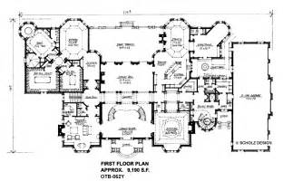 Blueprints For Mansions Mega Mansion Floor Plans Mansion Floor Plans Log Mansion