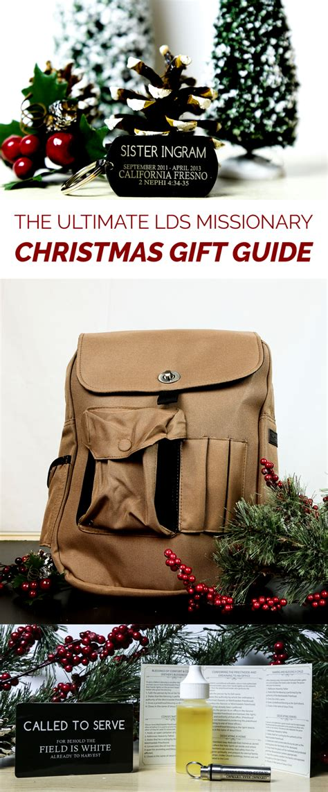 christmas ideas for missionaries