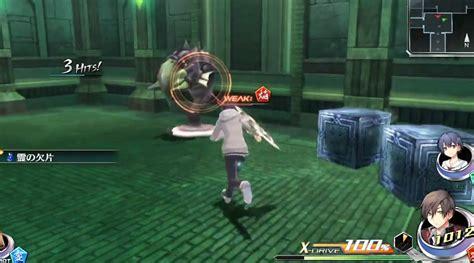 Ps Vita Tokyo Xanadu Exist Archive tokyo xanadu gets new gameplay showing morimiya city and the world handheld players
