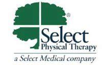 Select Physical Therapy Select Physical Therapy Reviews Glassdoor