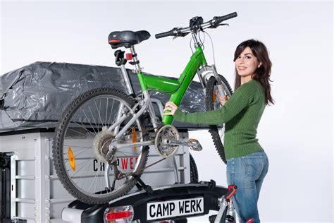 Fahrradhalter Auto Anhängerkupplung Test by Preview