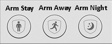 arm and disarm your xfinity home system from the tch or