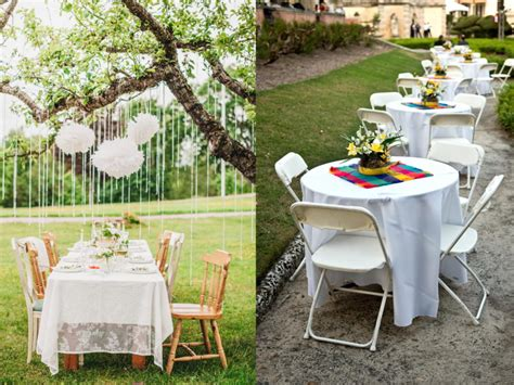 backyard anniversary party amazing party ideas for celebrating your 10th wedding