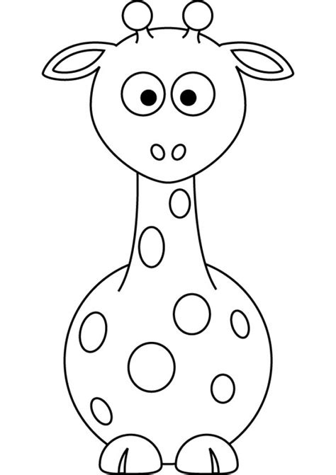 cute coloring pages for preschoolers get this cute giraffe coloring pages for preschool 07402