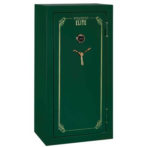Gun Safe Door Storage by Stack On E 24 Mg C S Elite Resistant Safe W Door