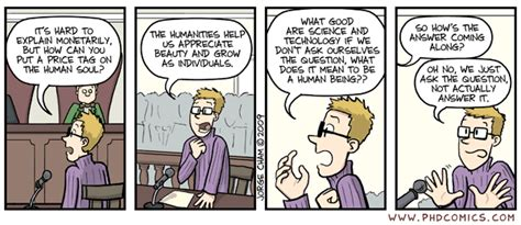 Komik Level Summer Time In phd comics price tag on the human soul