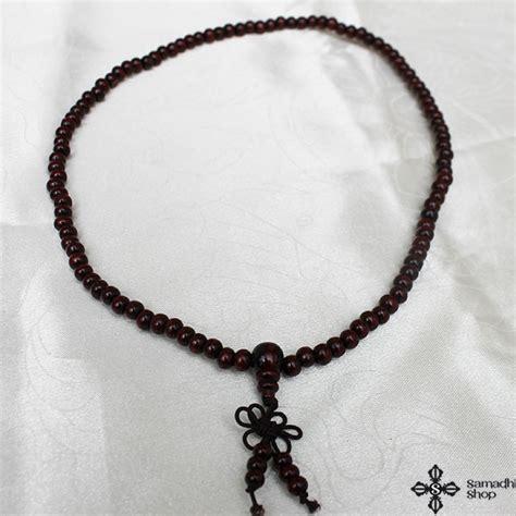 wooden mala buddhist 108 prayer wooden mala necklace 6 mm