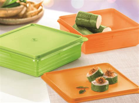 Tupperware Sausage Keeper And Snack Buddy Set b2b snack n stor tupperware plus