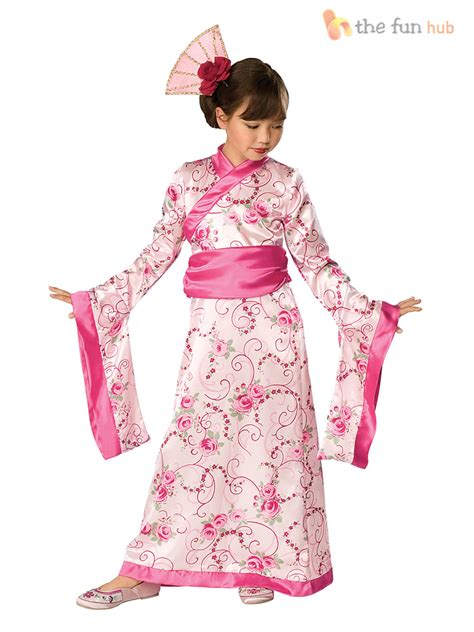 new year costume how to make asian geisha princess fancy dress new year