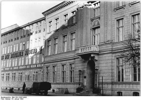 haus der jugend berlin file bundesarchiv bild 183 13307 0005 berlin
