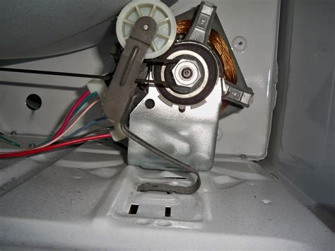 kenmore dryer belt diagram how to replace a dryer belt appliancerepairlesson