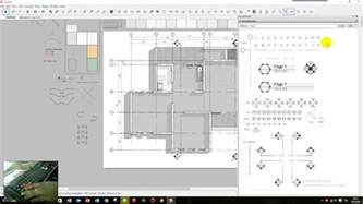 floor plan sketchup layout sketchup drawing floor plan part 01 youtube