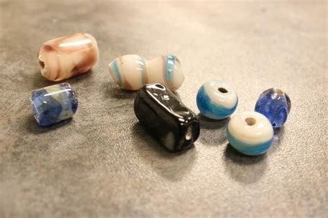 Viking Glass Bead Production An Experiment