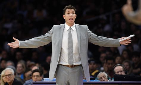 luke walton to lakers takeaways from coachs introductory press five takeaways from the lakers 125 118 win over the