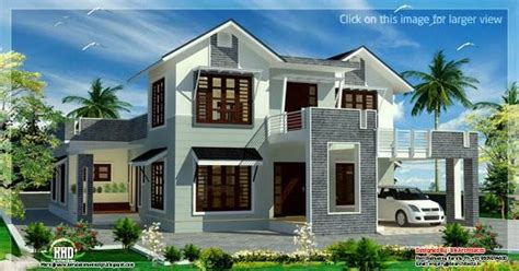 4 bhk sloping roof home design 1850 sq ft 2800 square sloping roof 4 bedroom house kerala home design and floor plans
