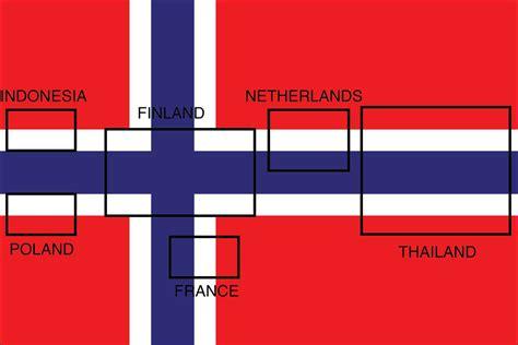 flags of the world norway de noorse vlag moeder van de vlaggen marijn