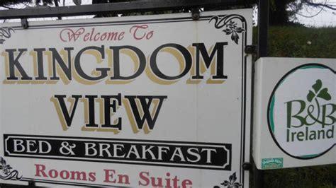 beaufort bed and breakfast kingdom view bed and breakfast beaufort near killarney