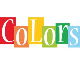 Colors Logo Logo Png Color