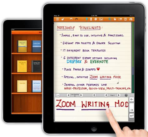 noteshelf beautiful handwritten notes on the and