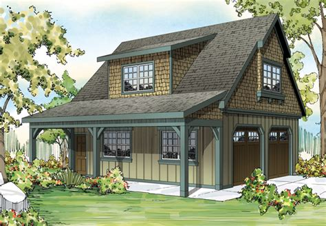 house plans with detached garage in back new garage plan 20 087 associated designs