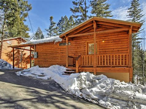 Cloudcroft Cabin Rentals by Copper Top Charming 2br Cloudcroft Cabin Vrbo