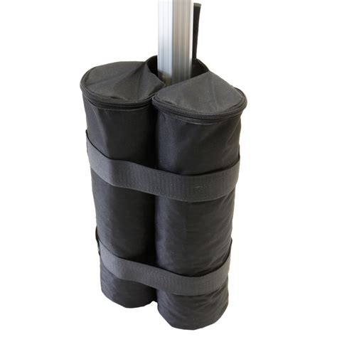 gazebo weights sand bags set of 4