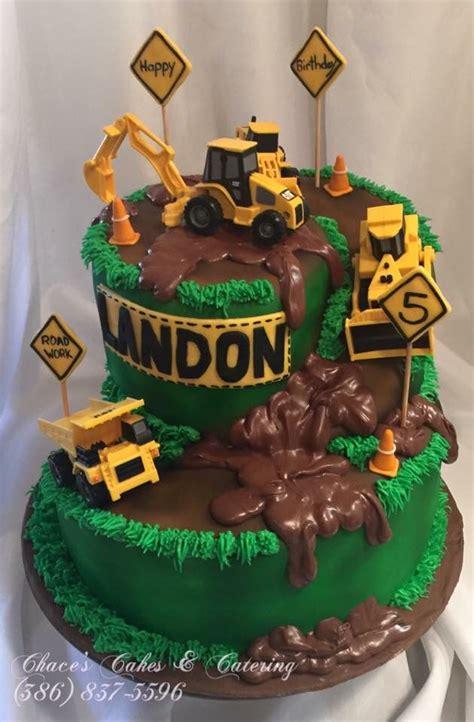 fondant chocolate construction birthday cake birthday cakes birthday construction