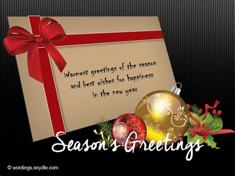 best wishes of the season seasons greetings messages wishes and quotes wordings