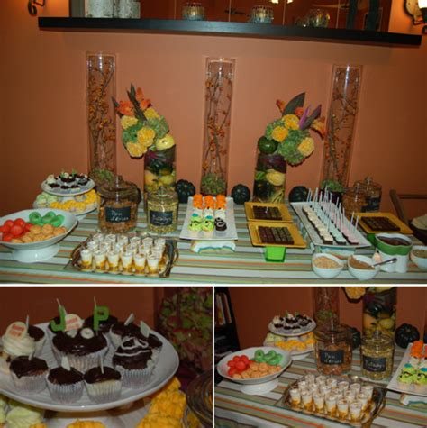 birthday decoration ideas for husband at home the dessert table for my husband s birthday party at